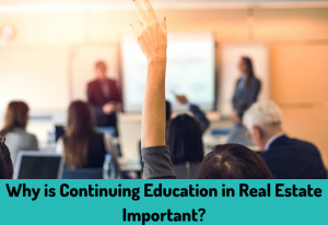 Continuing Education in Real Estate